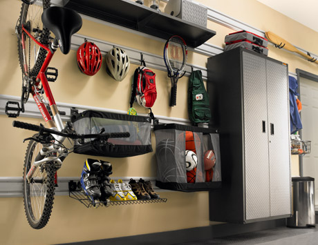 Garage Gladiator Systems