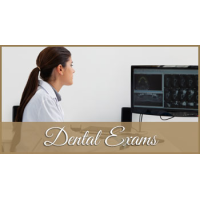 Dental Exams and Cleaning