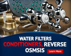 Water Filters, Water Softners & Reverse Osmosis