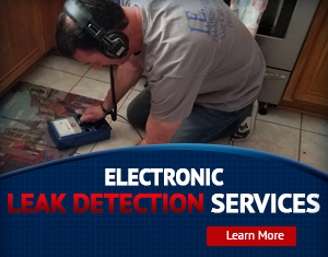 Leak Detection & Slab Leak Repairs